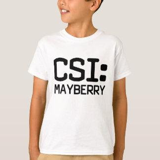 CSI Mayberry Tshirt
