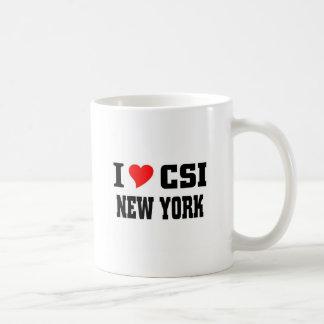 CSI New York Coffee Mug