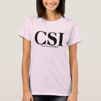 CSI T-shirts and Gifts.