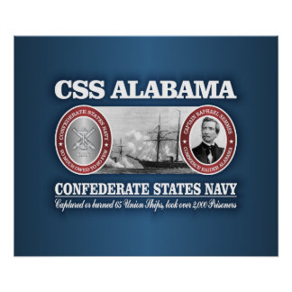 CSS Alabama (CSN) Poster