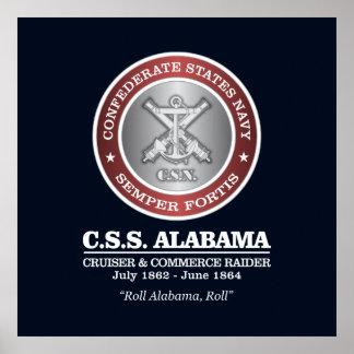 CSS Alabama (SF) Poster