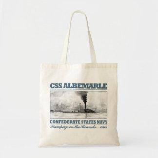 CSS Albemarle Budget Tote Bag