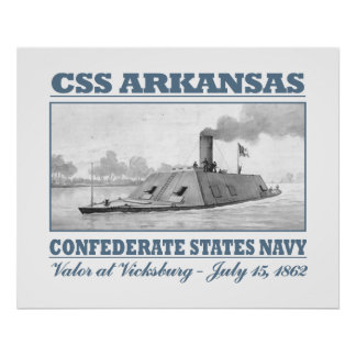 CSS Arkansas Print