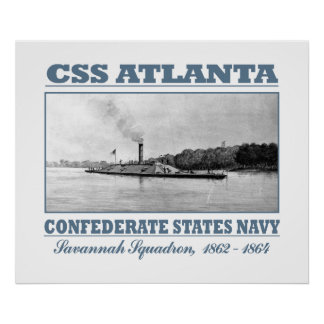 CSS Atlanta Poster