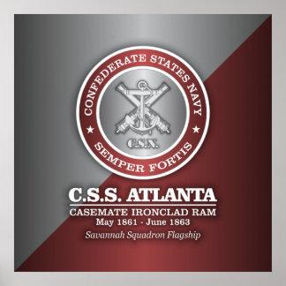 CSS Atlanta (SF) Poster