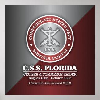 CSS Florida (SF) Poster