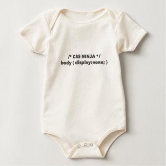 CSS Ninja - Display None - Baby Shirt