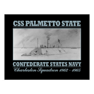 CSS Palmetto State (B) Poster
