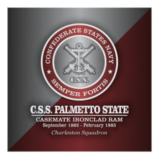 CSS Palmetto State (SF) Poster