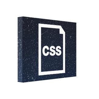 Css Papers Pictograph Canvas Prints