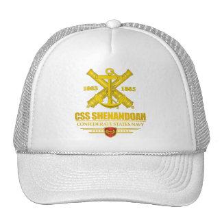 CSS Shenandoah (Navy Emblem) gold Cap