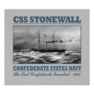CSS Stonewall (B) Poster