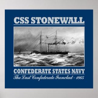 CSS Stonewall (B) Print