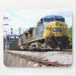 CSX Railroad AC4400CW #6 With a Coal Train