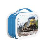 CSX Railroad AC4400CW #6 With a Coal Train Yubo Lunch Box
