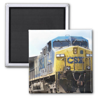 CSX Railroad AC4400CW #6 With a Coal Train Magnet