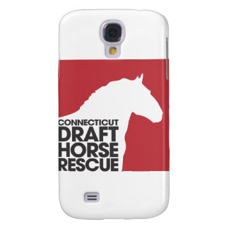 CT Draft Horse Rescue hard shell iPhone 3G/3GS Samsung Galaxy S4 Covers