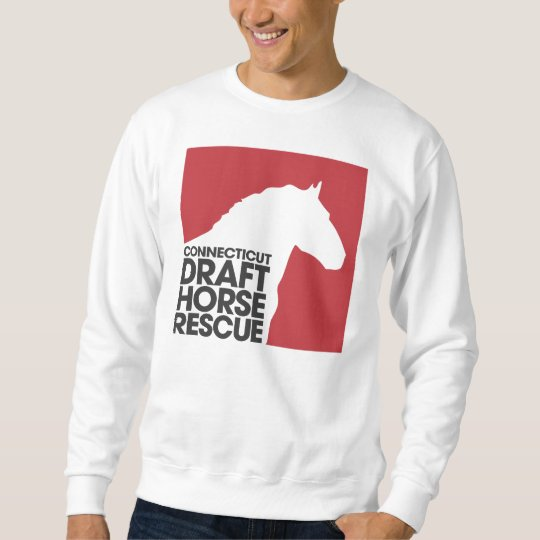 CT Draught   Rescue adult crewneck sweatshirt