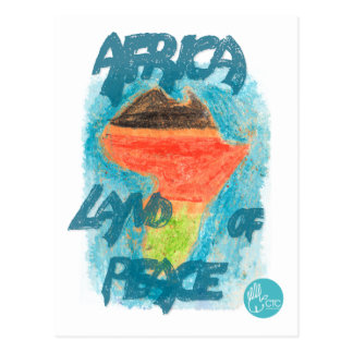 CTC International - Africa Postcard
