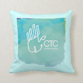 CTC International -  Blue Throw Cushions