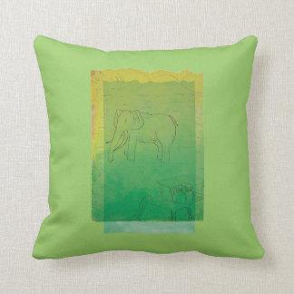 CTC International - Elephant Cushion