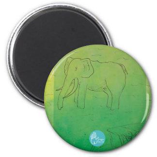 CTC International - Elephant Fridge Magnets
