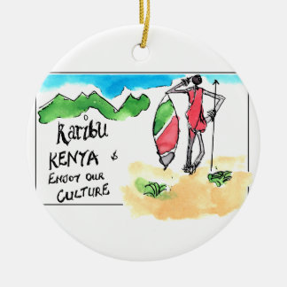 CTC International - Enjoy Christmas Tree Ornaments