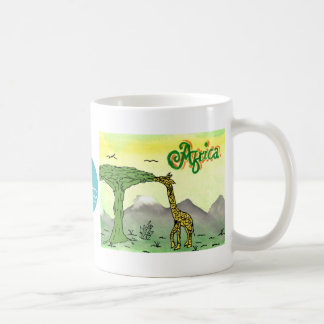CTC International - Giraffe Basic White Mug