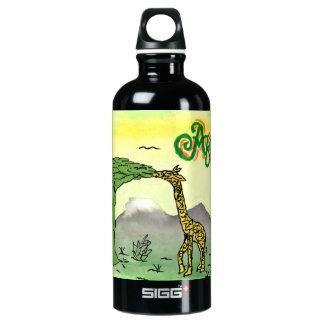 CTC International - Giraffe SIGG Traveller 0.6L Water Bottle