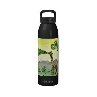 CTC International - Giraffe Drinking Bottle