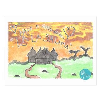 CTC International - Goodnight Postcard