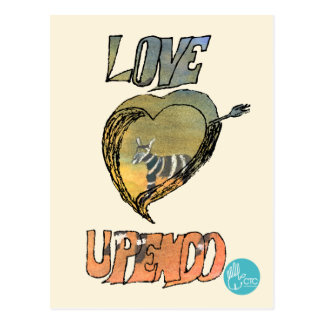 CTC International - Heart Postcard