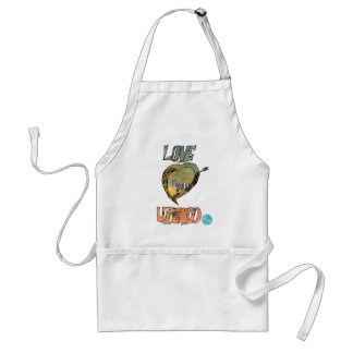 CTC International - Heart Standard Apron
