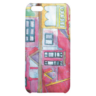 CTC International - Houses iPhone 5C Cases
