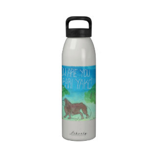 CTC International - How Are You Reusable Water Bottle
