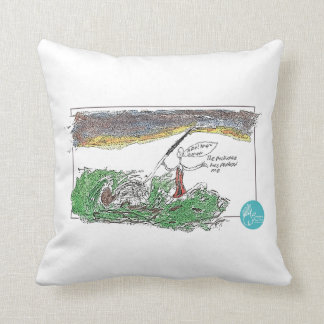 CTC International - Hunt Throw Cushion