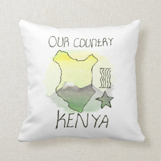 CTC International - Kenya Cushion