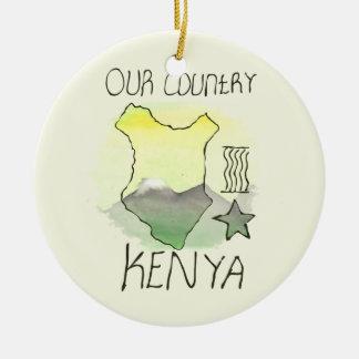 CTC International - Kenya Christmas Tree Ornaments