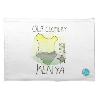 CTC International - Kenya Placemat