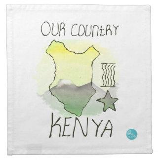 CTC International - Kenya Printed Napkin