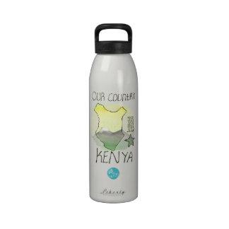 CTC International - Kenya Reusable Water Bottles