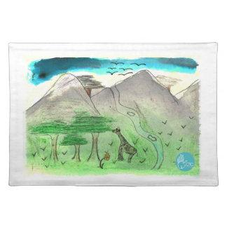 CTC International - Landscape Placemats