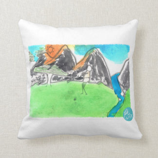 CTC International - Man and River Cushions