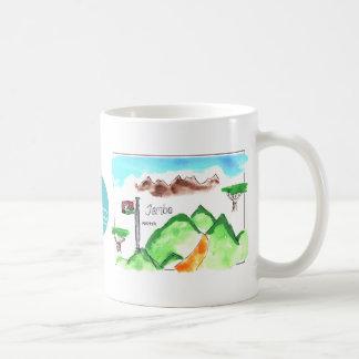 CTC International - Map Coffee Mugs