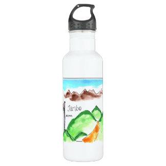 CTC International - Map 710 Ml Water Bottle