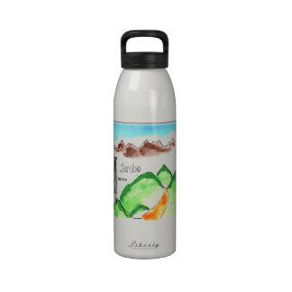 CTC International - Map Drinking Bottle