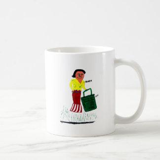 CTC International Basic White Mug