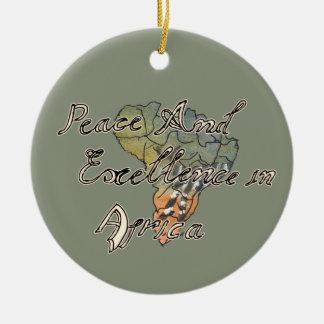 CTC International - Peace Ornaments