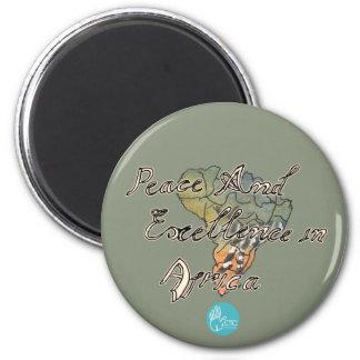 CTC International - Peace Refrigerator Magnet