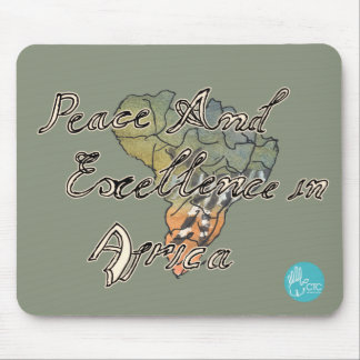 CTC International - Peace Mouse Pad
